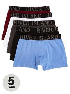 river-island-blue-multicoloured-trunks-multipack
