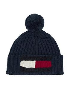 tommy-hilfiger-big-flag-beanie