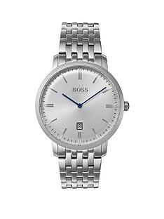 boss-hugo-boss-black-silver-and-blue-detail-dial-stainless-steel-bracelet-mens-watch