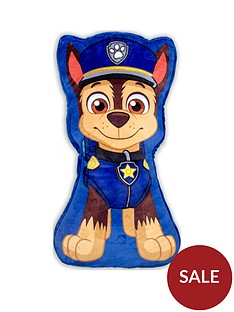 paw-patrol-peek-chase-shaped-cushion