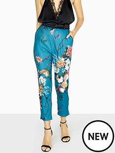 little-mistress-vintage-floral-printed-co-ord-trouser