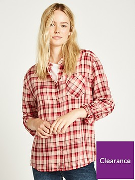 jack-wills-ducklington-classic-check-shirt-nude