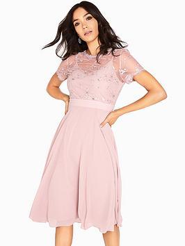 little-mistress-3d-floral-midi-dress-mink