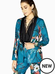 little-mistress-vintage-co-ord-blazer-floral