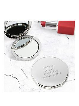Very  Personalised Compact Mirror