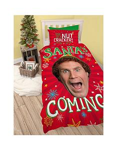 elf-santa-single-duvet-cover-set