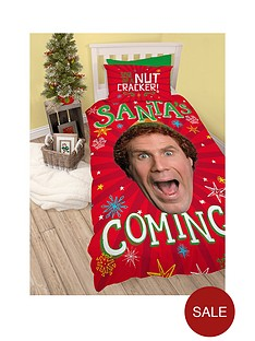 elf-santa-single-duvet-cover-set