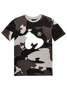 money-boys-camo-ape-short-sleeve-t-shirt