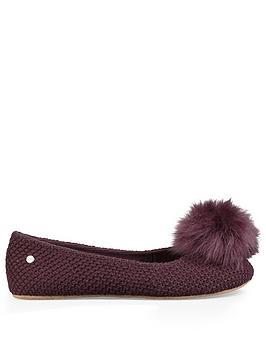 ugg-andi-pom-pom-ballerina-slipper-port