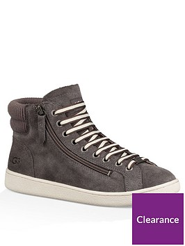 ugg-olive-suede-high-top-sneakers-grey