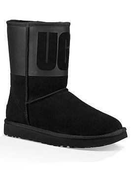 ugg-classic-short-rubber
