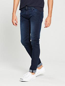 1d33a57d379ee Replay Replay Jondrill Skinny Power Stretch Jeans   littlewoods.com