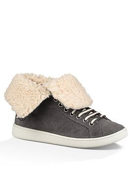 ugg-starlyn-fold-up-or-down-ankle-boots-grey