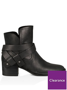 ugg-elysian-tie-ankle-boots-black