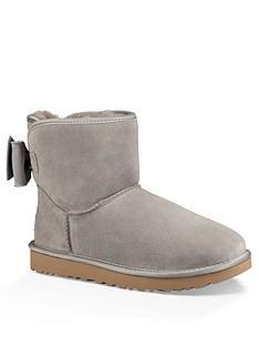 ugg-satin-bow-mini-boot