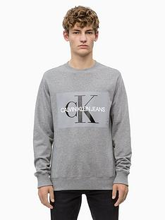 calvin-klein-jeans-monogram-logo-sweatshirt-grey-heather