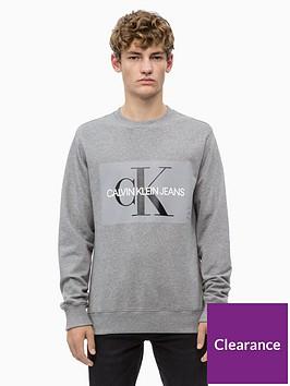 calvin-klein-jeans-monogram-logo-sweatshirt-grey-heather