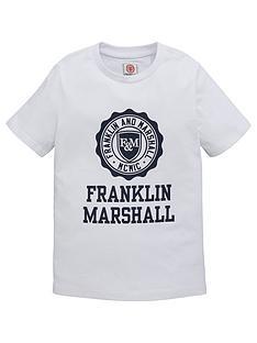 franklin-marshall-boys-crest-logo-short-sleeve-t-shirt