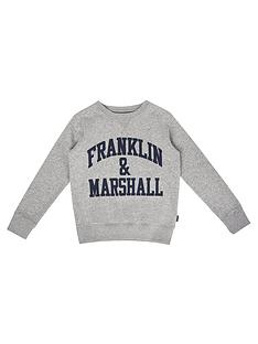 franklin-marshall-boys-logo-sweater