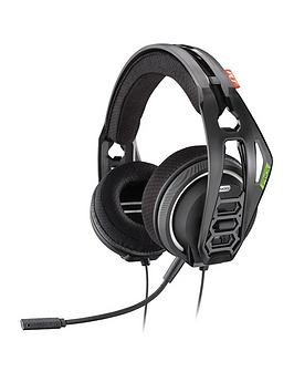 plantronics-rig-400hx-stereo-gaming-headset-fornbspxboxnbspone-with-prepaid-dolby-atmosreg-activation-code-included
