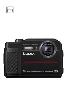panasonic-lumix-dc-ft7eb-k-waterproof-camera-black