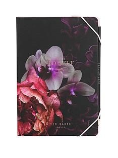 ted-baker-a5-notebook-with-sticky-notes-and-pencil