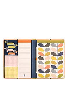 orla-kiely-sketchbook-sticky-note-set