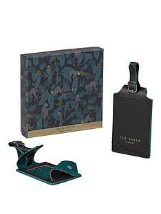 ted-baker-luggage-tag-set-of-2-black-brogue-monkian