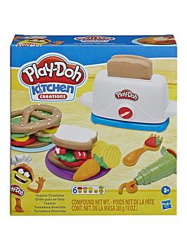 play-doh-toaster-creations