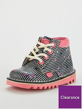 kickers-girls-kick-hi-print-boot-grey