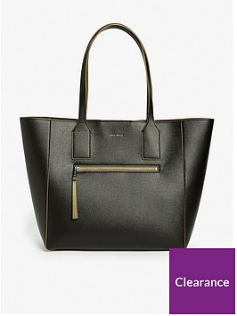 jack-wills-jack-wills-rothlay-black-shopper-tote-bag