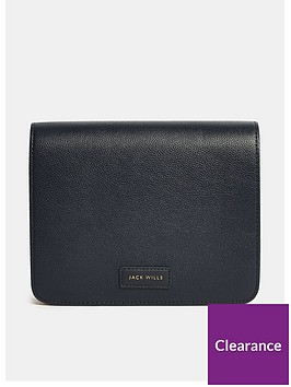 jack-wills-mini-pouch-pinknavy-bag