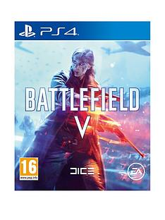playstation-4-battlefield-v
