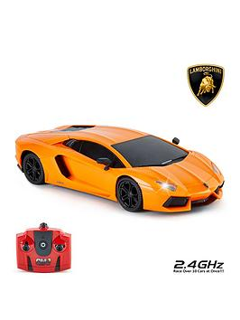 Compare prices for 1:24 Scalelamborghini Aventador Lp 700-4 Orange 2.4Ghz Remote Control Car