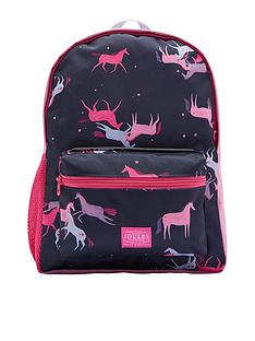 joules-girls-unicorn-printed-backpack-navypink