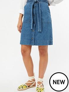 monsoon-bella-belted-denim-skirt