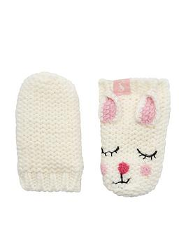 joules-baby-girls-bunny-mittens-white