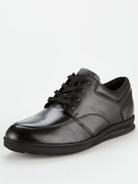 kickers-troiko-lace-up-shoes-black