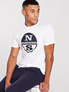 north-sails-large-logo-t-shirt