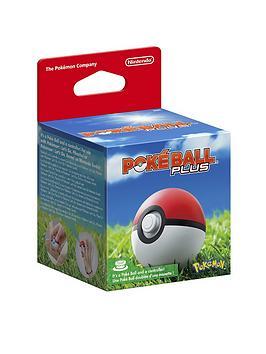 Nintendo Switch Nintendo Switch Pokeball Plus - Switch Picture