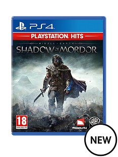 playstation-4-playstation-hits-middle-earth-shadow-of-mordor-ps4
