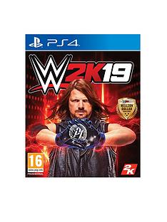 playstation-4-wwe-2k19-ps4