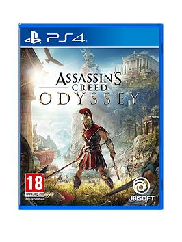 Playstation 4 Playstation 4 Assassin'S Creed Odyssey: Standard Edition Picture