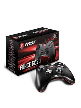MSI Msi Force Gc20 Gaming Controller Picture