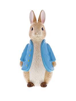 Peter Rabbit Peter Rabbit Sculpted Money Bank Picture