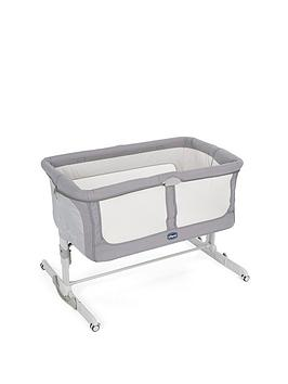 Chicco Chicco Next2Me Dream Crib - Graphite Picture
