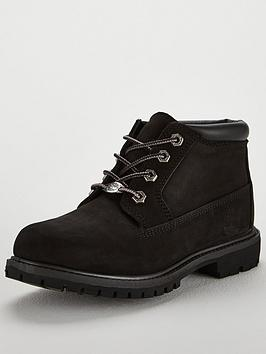Timberland Timberland Nellie Chukka Double Ankle Boots - Black Picture