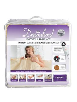 Dreamland Dreamland Intelliheat Luxury Overblanket Ks Dual Picture