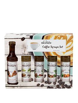 Costa   Coffee 5X Monin Syrups Set