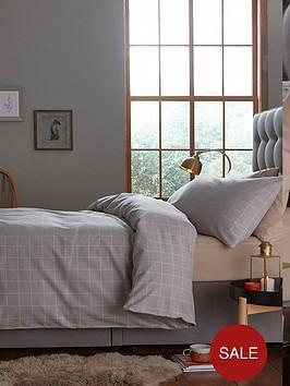 silentnight-windowpane-check-duvet-cover-set-natural